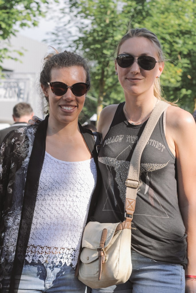 Gwen et Hélène
